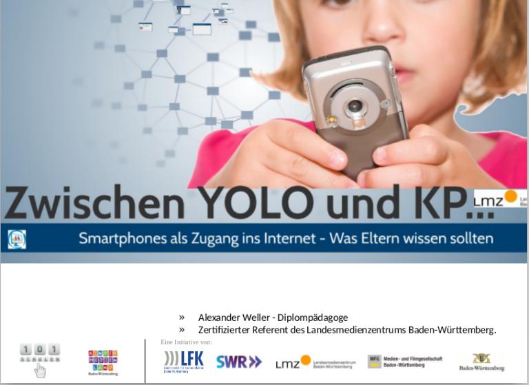 Zwischen YOLO und KP – you only live once und kein Plan